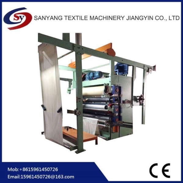 Buy cheap Curtain Fabric Embossing Machine from wholesalers