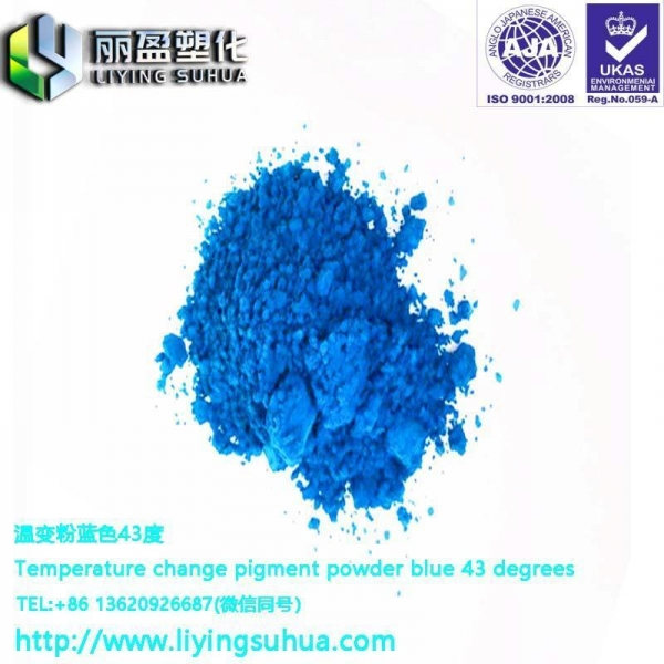 Buy cheap blue Thermochromic microcapsule from wholesalers