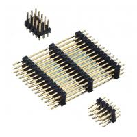 Buy cheap Usb Connector 2.54mm Triple Row Pin Header from wholesalers