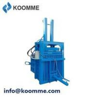 Buy cheap 32L Space Saving Full Automatic Waste Baler Machine from wholesalers