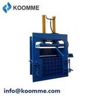 Buy cheap Heat Seal Method Plastic Bottle Compress Baler Machine for Recycle from wholesalers