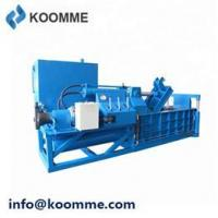 Buy cheap 250T Fast Packing and Compact Horizontal Hydraulic Baler from wholesalers