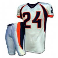 Buy cheap American Football Uniforms RW-1401 from wholesalers