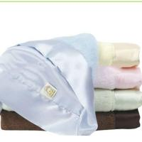 Buy cheap Hot Selling Wholesale Comfortable Satin Adult Blanket from wholesalers