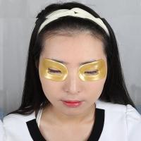 Buy cheap Gold Collagen Anti Wrinkle Eye Mask For Wholesale OEM ODM from wholesalers