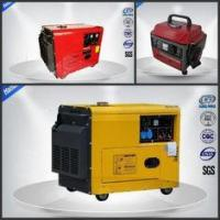 Buy cheap 2000 Watt Single Phase Gasoline Generator Set Air Cooled Power By Honda Engine from wholesalers