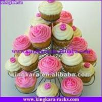 Buy cheap Kingkara 3 tier Cupcake tree Stand holder from wholesalers