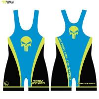 Buy cheap Hot Sale Custom Printing Sublimation Wrestling Singlets product
