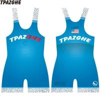 Buy cheap New Fashion Hot Sale Custom Sublimation Cheap Wrestling Singlets product