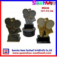 Buy cheap Tennis Trophy Statues from wholesalers