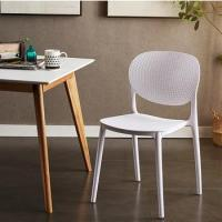 Buy cheap Plastic Patio Chairs Restaurant School Chairs Cheap Modern Cafe Chair Outdoor Chair from wholesalers