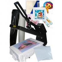Buy cheap High Standard Sublimation White / Light T-shirt Transfer Paper A3/A4 from wholesalers