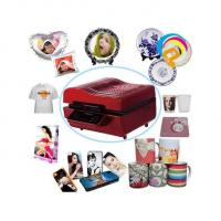 Buy cheap 3D Multifunctional Vaccum Heat Sublimation Transfer Press Machine product