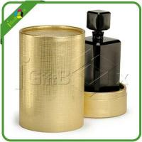 Buy cheap The Fancy Gold Hat Boxes for Perfume Packaging Export to Paris from wholesalers