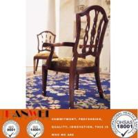 Buy cheap Other Material Classic Wooden Chair With Armrest product