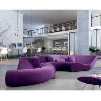 Buy cheap Sofa Morden style fabric natural soft luxury linen sofa set from wholesalers