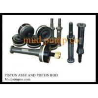 Buy cheap All type Mud pump piston assy and piston rod from wholesalers