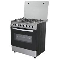 Buy cheap Free Standing Gas Oven with Six Burner Electric Grill from wholesalers