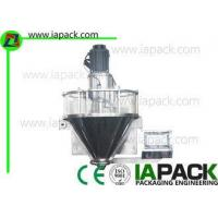 Buy cheap MCU Control Multihead Weighing Machine , Semi Automatic Auger Filling Machine from wholesalers