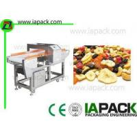 Buy cheap Digital Food Grade Metal Detector Machine Touch Screen Control System from wholesalers