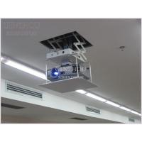 Buy cheap Ceiling Mounted 200cm automated projector lift , motorised projector lift 110v - 240v from wholesalers