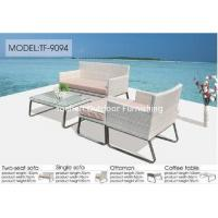 Buy cheap Patio wicker sofa furniture-9094 from wholesalers