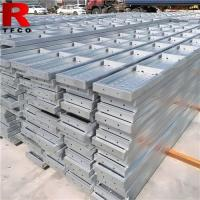 Buy cheap 225mm Steel Planks For Scaffolding Formwork from wholesalers
