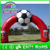 Buy cheap Inflatable entrance arches outdoor Wedding Inflatable Arch Inflatable Arch for Sales product