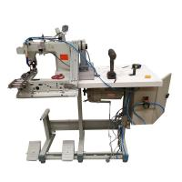 Buy cheap Three Needle Filter Bag Sewing Machine (Manual One) from wholesalers