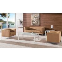 China Sofa & Coffee tables Office Lounge Sofa Set on sale
