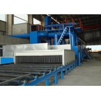 Buy cheap Q69 Series Steel Shot Blasting Equipment High Performance For Construction from wholesalers