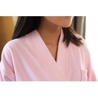 Buy cheap China wholesale 100% cotton velvet cloth robes from wholesalers