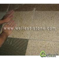 Buy cheap Stone Tile G682 Installation Effect from wholesalers