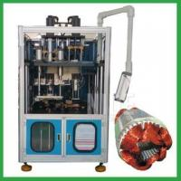 Buy cheap Compressor motor stator winding and inserting machine from wholesalers