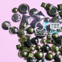 Buy cheap Beading Name:Alloy Acrylic Beads 03 from wholesalers