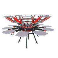 Buy cheap ten color rotary screen printing machine for t shirts from wholesalers