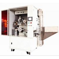 Buy cheap Automatic hot foil printing machine for cosmetic caps from wholesalers
