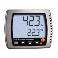 Buy cheap Temperature Humidity Indicators Testo 608 H2 Thermo Hygrometer from wholesalers