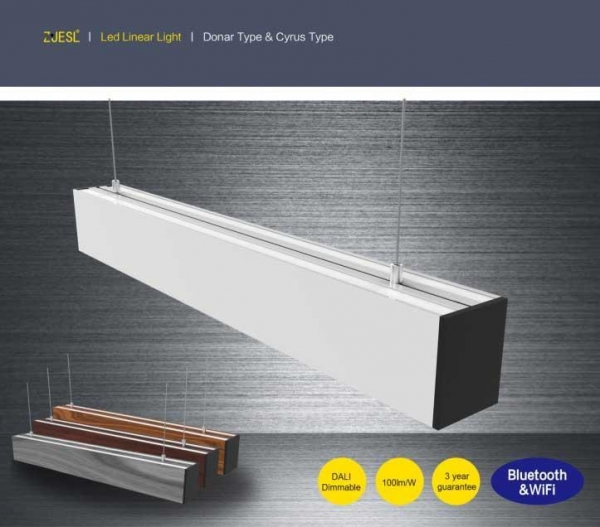 Buy cheap DONAR TYPE&CYRUS TYPE LED LINEAR LIGHT from wholesalers