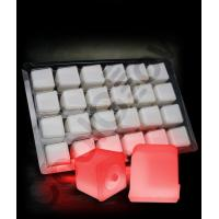 Buy cheap Glowing Ice Cubes - Red from wholesalers