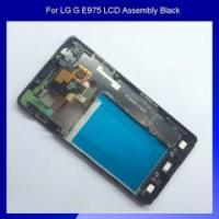 Buy cheap For LG Optimus G E975 E973 Replacement LCD Screen and Digitizer Assembly LCD with Frame from wholesalers