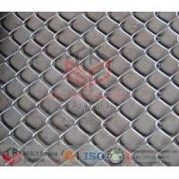 China Galvanized Chain Link Fence on sale