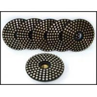 Buy cheap Metal Polishing Pads with Velcro Bached, Wet from wholesalers