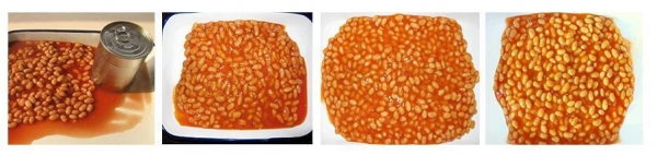 Quality White Kidney Beans in Tomato Paste 227g for sale