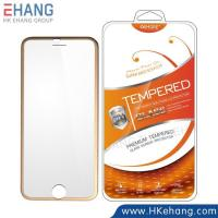 Buy cheap Titanium Alloy Edge Tempered Glass Screen Protector for iPhone 6 from wholesalers