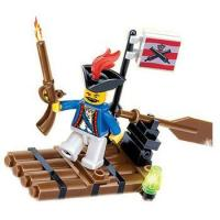 Buy cheap WANGE Kids Toys Online Promotion Pirate Ship building block set from wholesalers