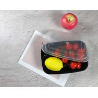 Buy cheap Clear Plastic Food Storage Containers with Lids from wholesalers