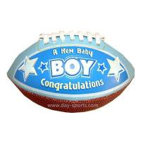 Buy cheap Synthetic leather American Football from wholesalers