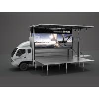 Buy cheap LED STAGE TRUCK Mobile Stage Truck with LED Screens from wholesalers