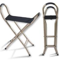 Buy cheap Walking seat cane chair from wholesalers